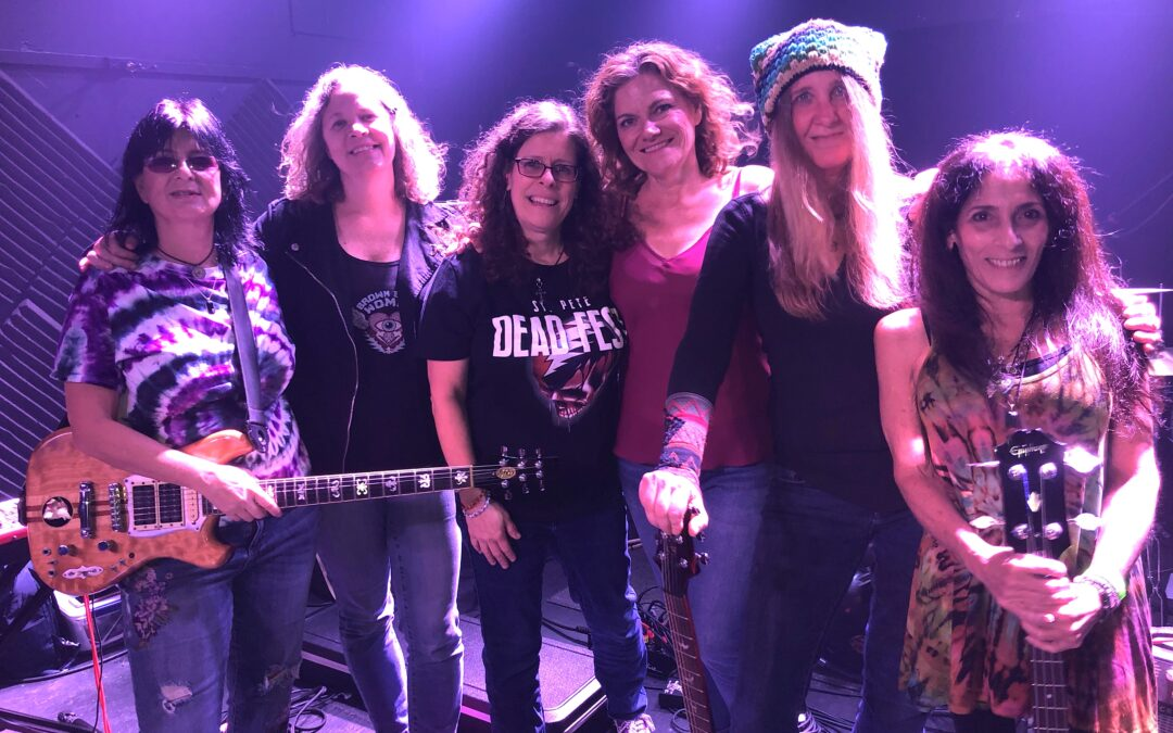 All-Female Grateful Dead Cover Band? It's About Time!