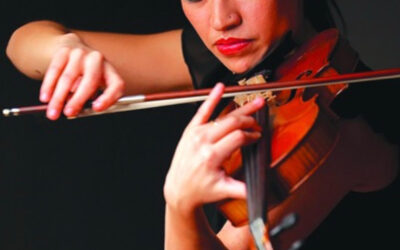 Violinist Blanca Gonzalez: From Columbia to Carnegie Hall